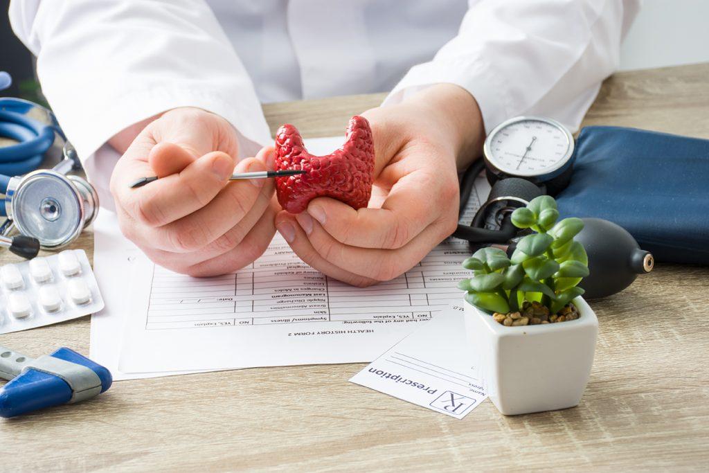 Chirurgie de la thyroïde